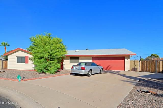 10851 N 108TH Drive, Sun City, AZ 85351 (MLS #6306985) :: The Garcia Group