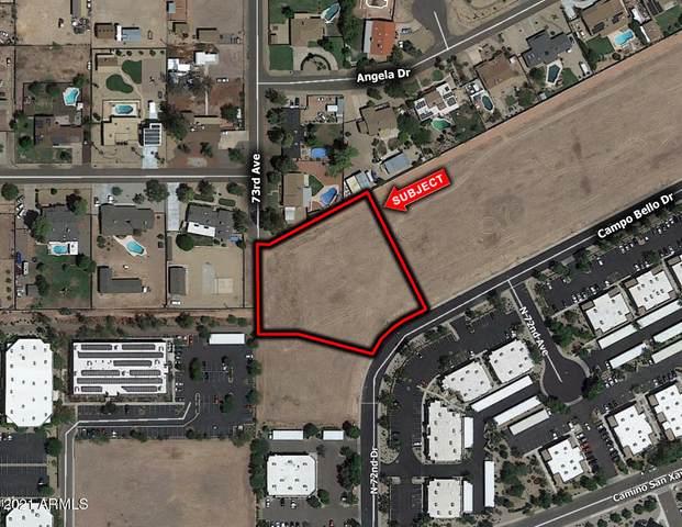 7230 W Campo Bello Drive, Glendale, AZ 85308 (MLS #6306994) :: Hurtado Homes Group