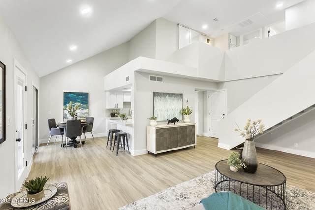3807 N 30TH Street #38, Phoenix, AZ 85016 (MLS #6307011) :: Arizona 1 Real Estate Team