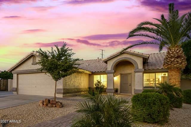 751 N Maple Dr Gilbert, Az 85 Drive, Gilbert, AZ 85234 (MLS #6307013) :: Elite Home Advisors