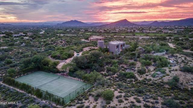11120 E Carefree Way, Scottsdale, AZ 85262 (MLS #6307025) :: Conway Real Estate