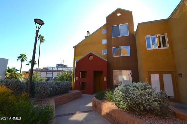 154 W 5TH Street #219, Tempe, AZ 85281 (MLS #6307040) :: The Daniel Montez Real Estate Group