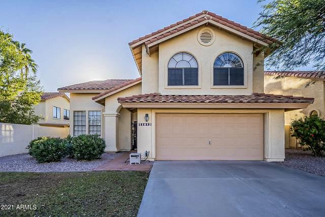 11812 N 91ST Way, Scottsdale, AZ 85260 (MLS #6307045) :: Elite Home Advisors