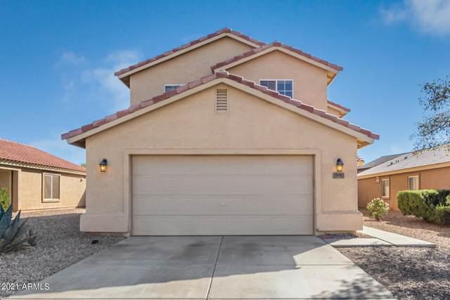 1121 S 223RD Drive, Buckeye, AZ 85326 (#6307049) :: AZ Power Team