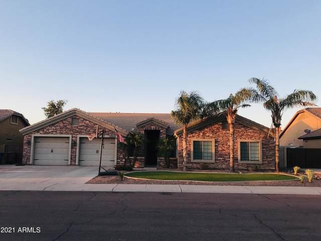 20358 E Colt Drive, Queen Creek, AZ 85142 (#6307066) :: AZ Power Team
