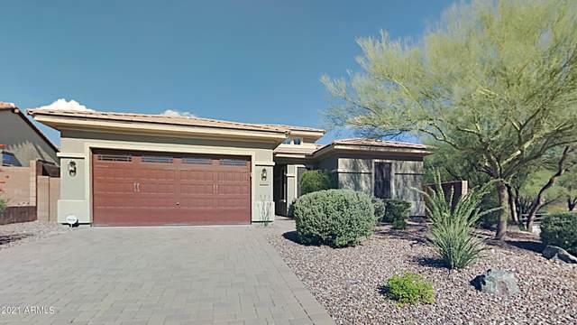 13020 W Whisper Rock Trail, Peoria, AZ 85383 (MLS #6307074) :: Elite Home Advisors