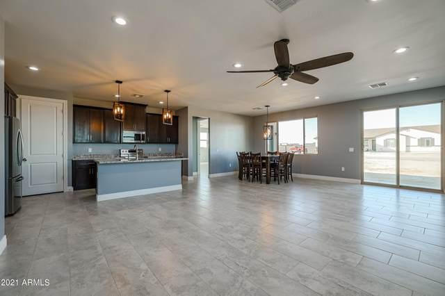 20708 W Madre Del Oro Drive, Wittmann, AZ 85361 (MLS #6307078) :: Long Realty West Valley