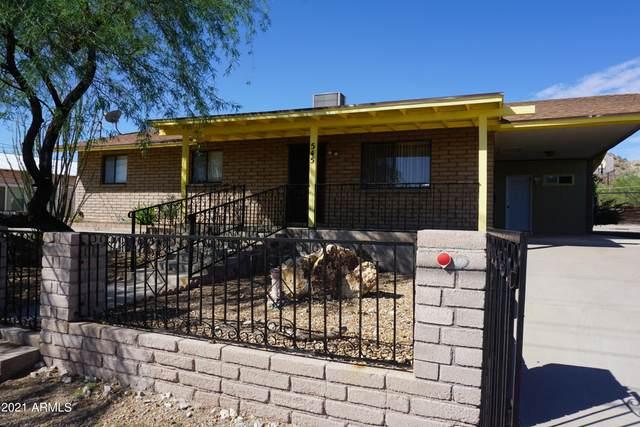 545 N Kilbright Avenue, Ajo, AZ 85321 (MLS #6307095) :: The Helping Hands Team