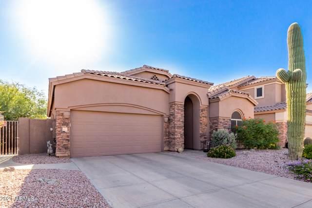3055 N Red Mountain Mountain #107, Mesa, AZ 85207 (MLS #6307096) :: D & R Realty LLC
