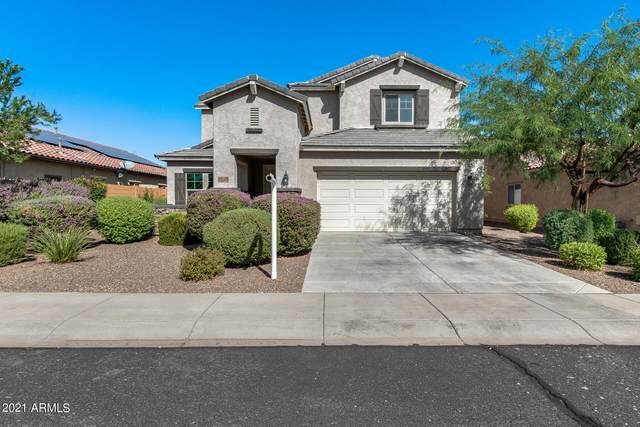 25980 W Burnett Road, Buckeye, AZ 85396 (MLS #6307106) :: Klaus Team Real Estate Solutions