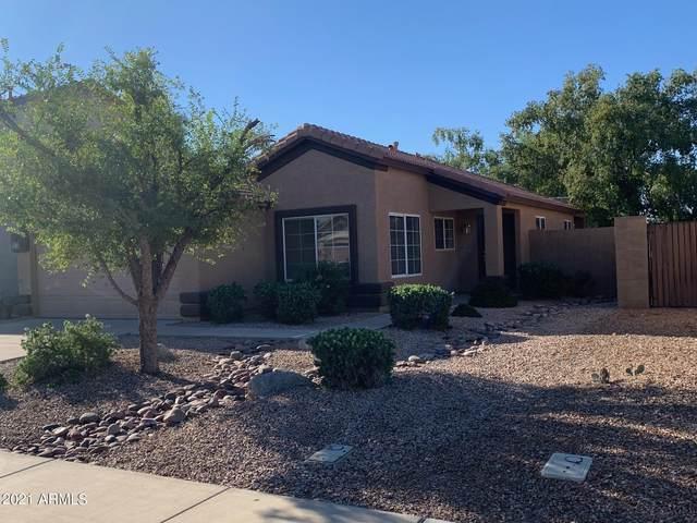 1797 E Carla Vista Drive, Chandler, AZ 85225 (#6307109) :: AZ Power Team