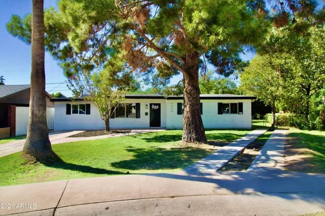 4536 N 17TH Drive, Phoenix, AZ 85015 (MLS #6307112) :: The Newman Team