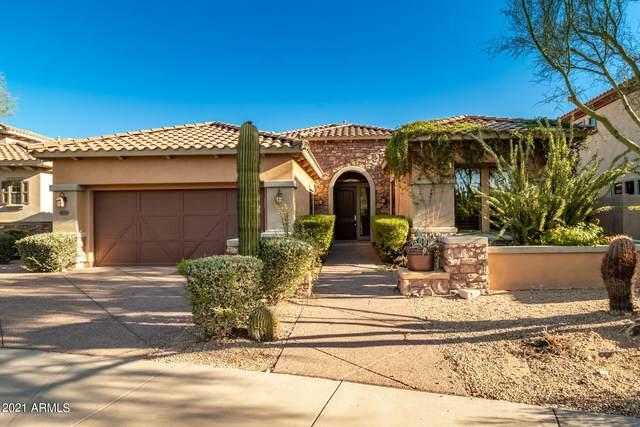 9817 E Edgestone Drive, Scottsdale, AZ 85255 (MLS #6307147) :: Maison DeBlanc Real Estate