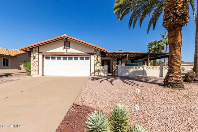 972 Leisure World, Mesa, AZ 85206 (MLS #6307148) :: The Copa Team   The Maricopa Real Estate Company
