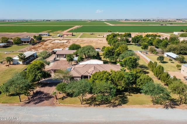 6306 S 195TH Drive, Buckeye, AZ 85326 (MLS #6307164) :: West USA Realty