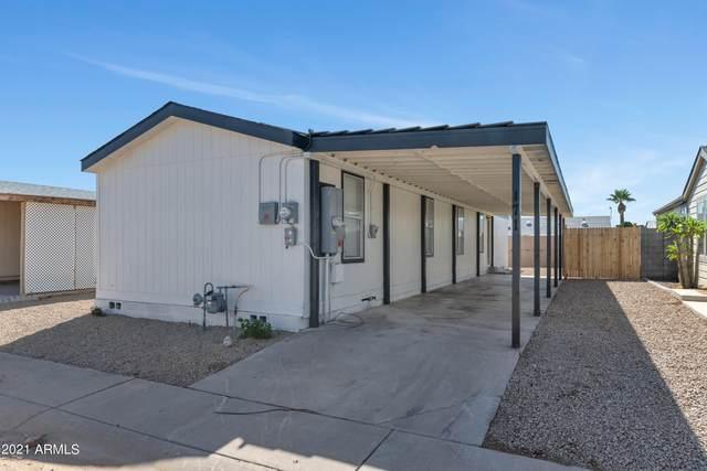 11275 N 99TH Avenue #171, Peoria, AZ 85345 (MLS #6307167) :: Elite Home Advisors