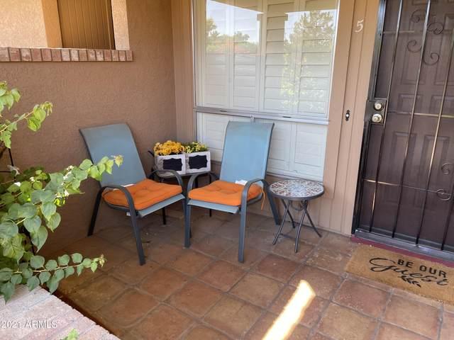 310 W Pontiac Drive #5, Phoenix, AZ 85027 (MLS #6307173) :: The Daniel Montez Real Estate Group