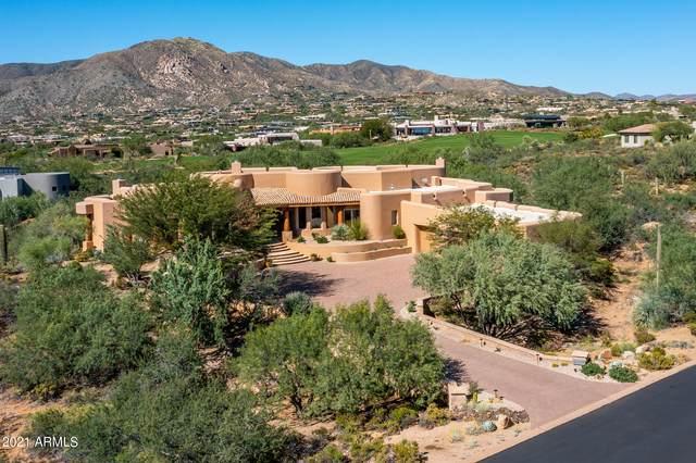 11368 E Salero Drive, Scottsdale, AZ 85262 (MLS #6307182) :: The Newman Team