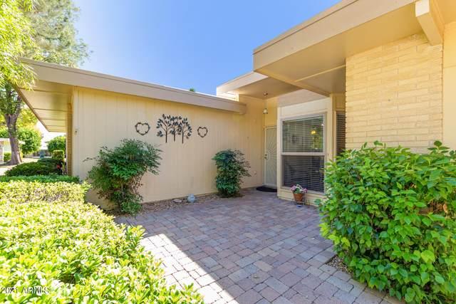 10021 W Highwood Lane, Sun City, AZ 85373 (MLS #6307196) :: Long Realty West Valley