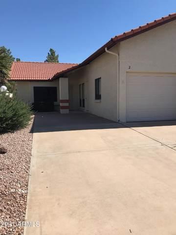 542 S Higley Road #2, Mesa, AZ 85206 (MLS #6307197) :: TIBBS Realty