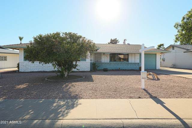 12444 N Pebble Beach Drive, Sun City, AZ 85351 (MLS #6307202) :: Yost Realty Group at RE/MAX Casa Grande
