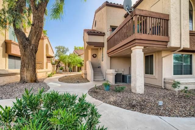 818 S Westwood Drive #228, Mesa, AZ 85210 (MLS #6307227) :: The Laughton Team
