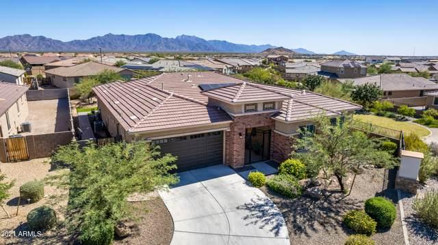 15241 S 183RD Drive, Goodyear, AZ 85338 (MLS #6307230) :: Keller Williams Realty Phoenix