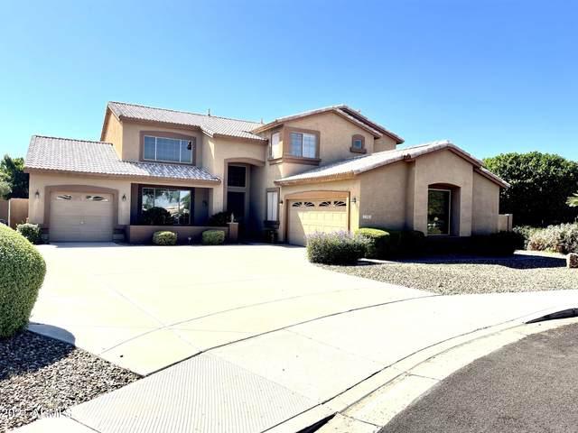 2193 W Enfield Way, Chandler, AZ 85248 (MLS #6307248) :: Elite Home Advisors