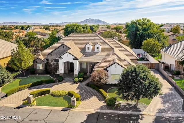 2875 E Sandy Court, Gilbert, AZ 85297 (MLS #6307251) :: Klaus Team Real Estate Solutions