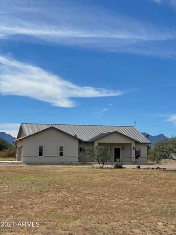 1920 S Grand Isle, Sierra Vista, AZ 85650 (MLS #6307259) :: Elite Home Advisors