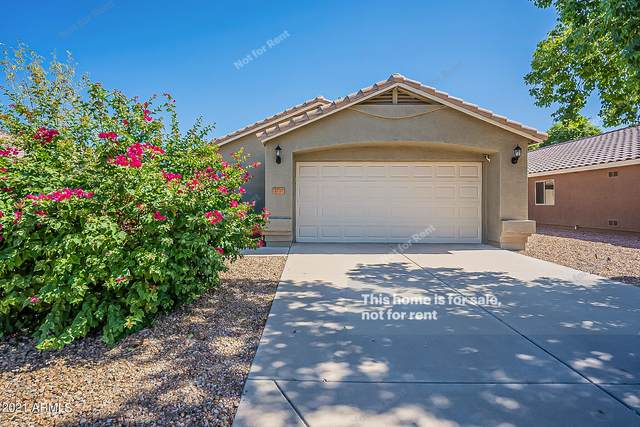 2727 S Duval, Mesa, AZ 85209 (MLS #6307264) :: The Laughton Team