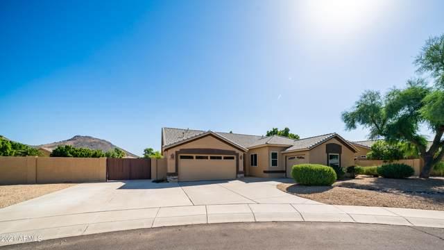 25671 N 68TH Drive, Peoria, AZ 85383 (MLS #6307279) :: Keller Williams Realty Phoenix