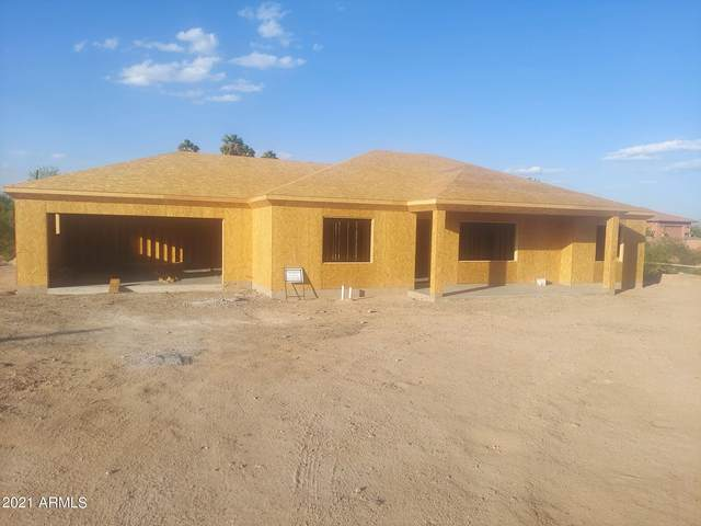 2050 W Highridge Road, Wickenburg, AZ 85390 (MLS #6307294) :: The Luna Team