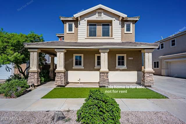 8740 E Kiowa Avenue, Mesa, AZ 85209 (MLS #6307305) :: The Laughton Team