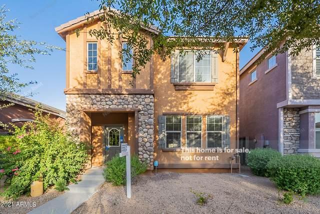 18909 N 44TH Street, Phoenix, AZ 85050 (MLS #6307312) :: The Newman Team
