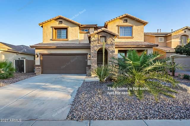 1634 E Racine Place, Casa Grande, AZ 85122 (MLS #6307337) :: Elite Home Advisors