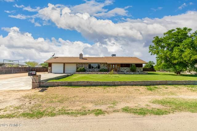 14018 N 185TH Avenue, Surprise, AZ 85388 (MLS #6307345) :: Elite Home Advisors