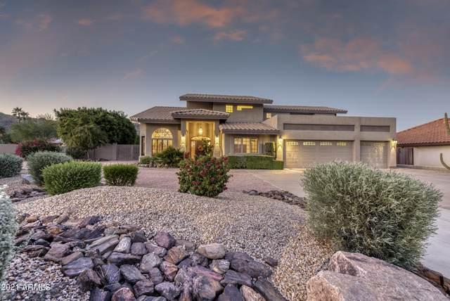 3844 E Equestrian Trail, Phoenix, AZ 85044 (MLS #6307356) :: Kepple Real Estate Group