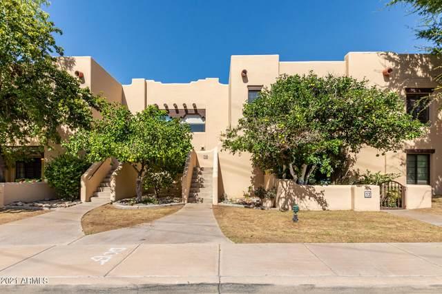 5402 E Windsor Avenue #16, Phoenix, AZ 85008 (MLS #6307365) :: Yost Realty Group at RE/MAX Casa Grande