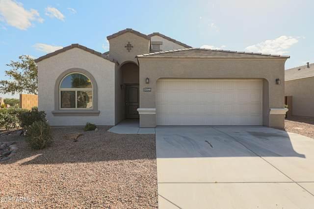 25441 W Darrel Drive, Buckeye, AZ 85326 (MLS #6307367) :: The Laughton Team