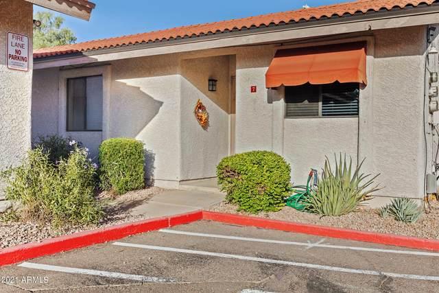 4135 N 17TH Street #7, Phoenix, AZ 85016 (MLS #6307383) :: The Newman Team