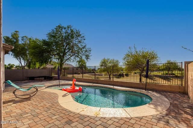6608 S 45TH Lane, Laveen, AZ 85339 (MLS #6307385) :: Hurtado Homes Group