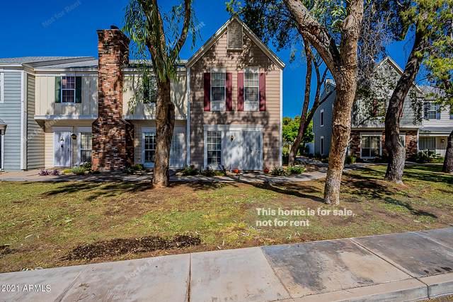 1600 N Saba Street #201, Chandler, AZ 85225 (MLS #6307388) :: Yost Realty Group at RE/MAX Casa Grande