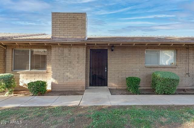 2725 S Rural Road #13, Tempe, AZ 85282 (MLS #6307390) :: The Helping Hands Team