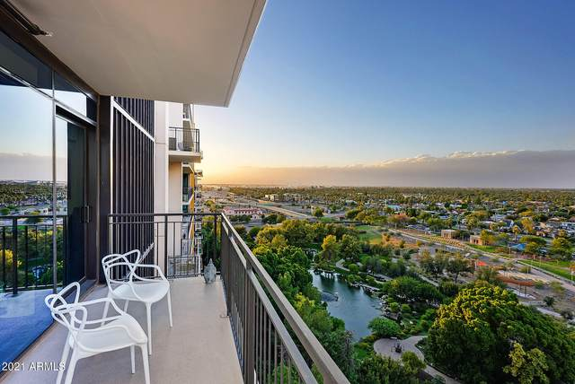 200 W Portland Street #1211, Phoenix, AZ 85003 (MLS #6307396) :: Elite Home Advisors