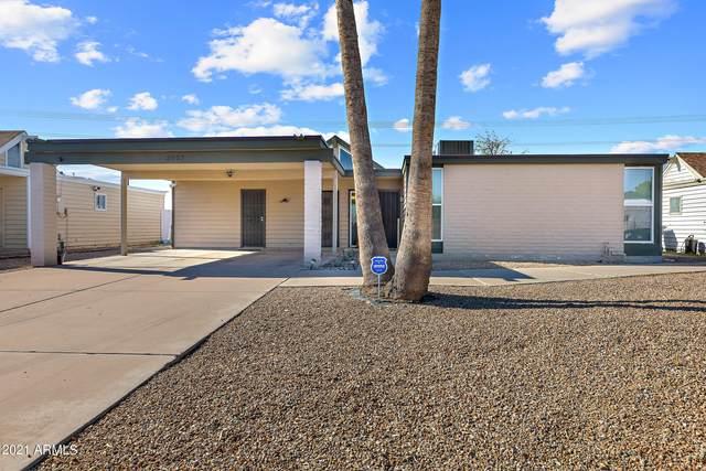 3527 W Vogel Avenue, Phoenix, AZ 85051 (MLS #6307399) :: Yost Realty Group at RE/MAX Casa Grande