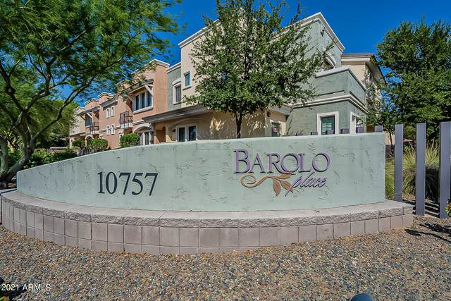 10757 N 74TH Street #2014, Scottsdale, AZ 85260 (MLS #6307415) :: The Luna Team