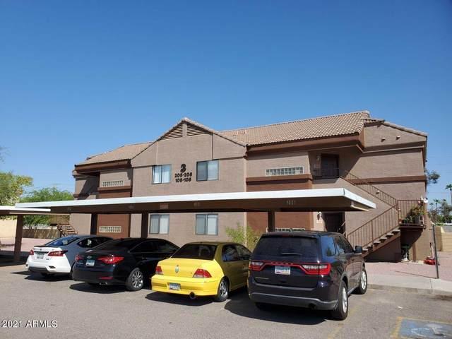16033 N 25TH Street #3, Phoenix, AZ 85032 (MLS #6307417) :: Elite Home Advisors