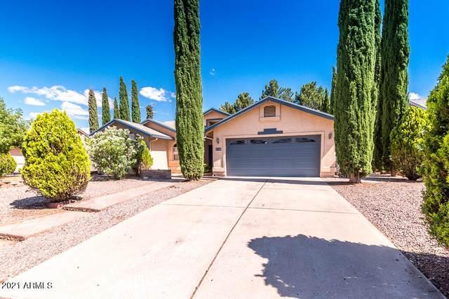 1720 Cottonwood Drive, Sierra Vista, AZ 85635 (#6307425) :: AZ Power Team