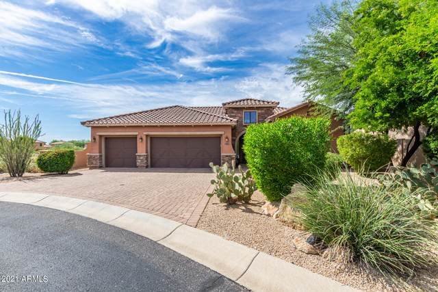 17302 N 99TH Place, Scottsdale, AZ 85255 (MLS #6307432) :: The Laughton Team